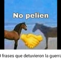 No pelien :feelbro: