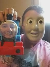 Thomas el weon - meme