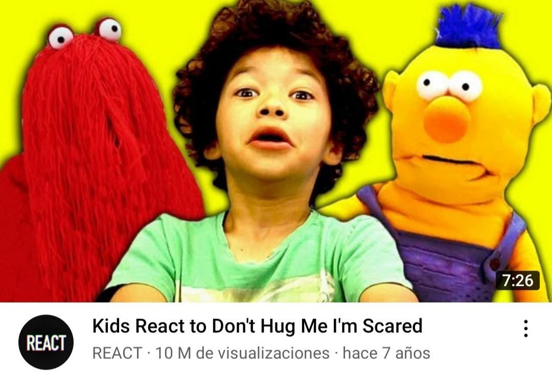 ¿Los padres permiten eso? Ahora seran puros edgys con depresion real - meme