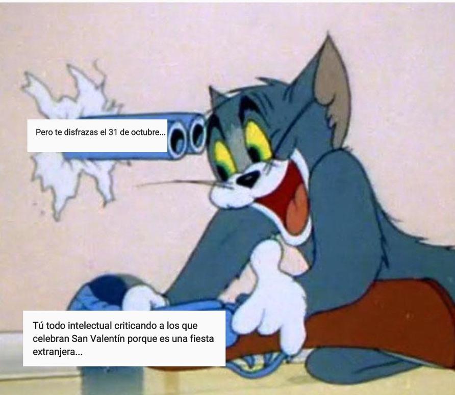 Doble moral... - meme