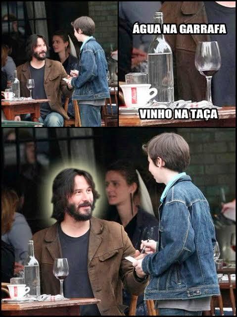 Jesus Reeves - meme