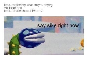 Actual oc - meme