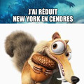 Scrat le destructeur