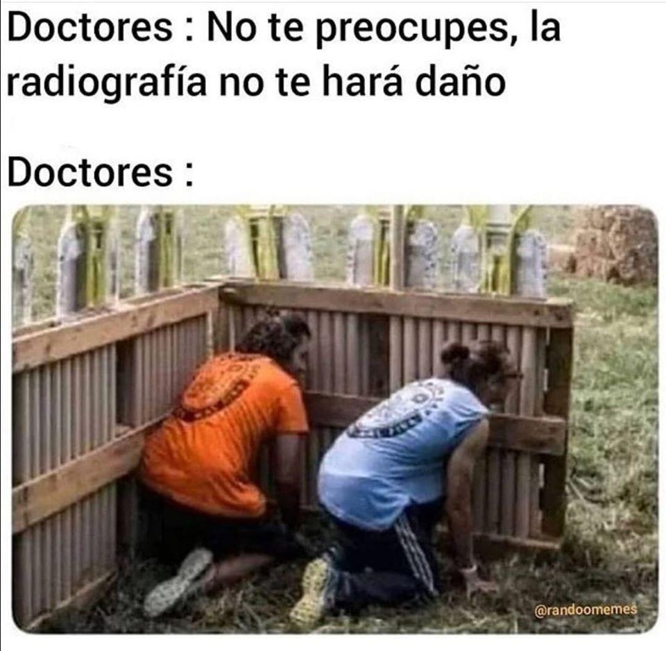 Doctores CTM - meme