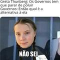 Greta Thunberg autista