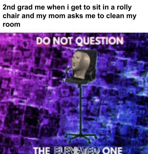 seat - meme