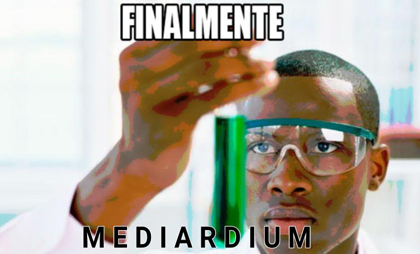 El mediardium es mediardamente mediardo - meme