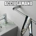Acciugamano