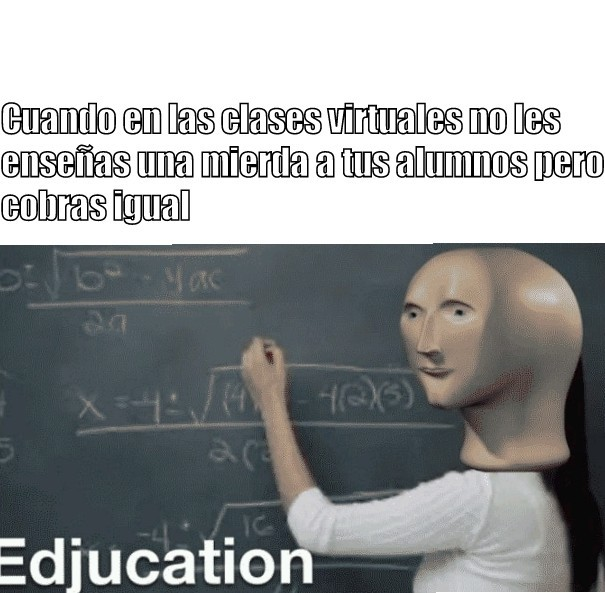 Edjucation - meme