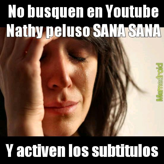 Youtube :verga La Cage - meme