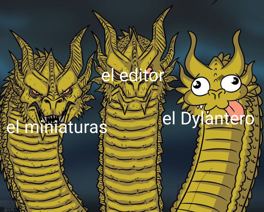 Dylantero tiene cáncer - meme