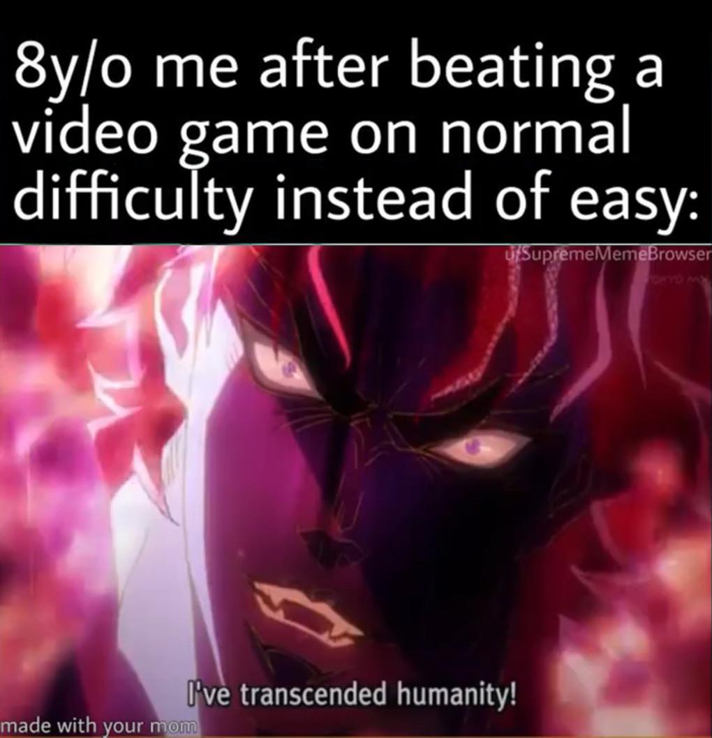 TGM - meme