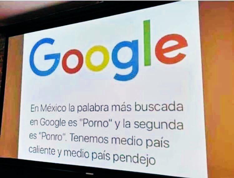 Google pendejo - meme