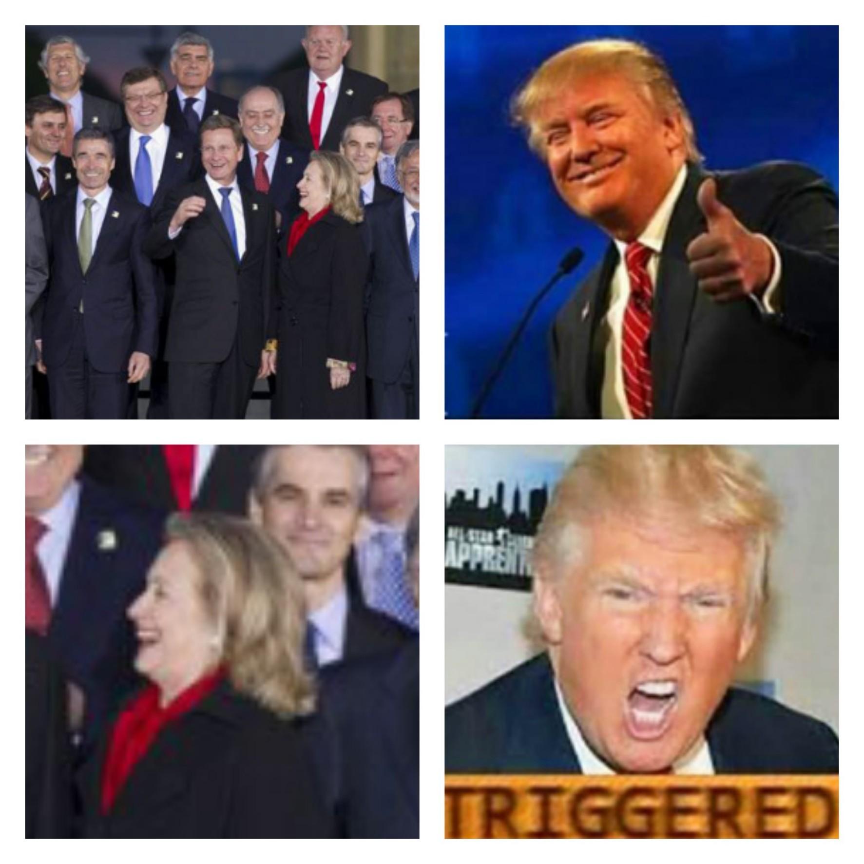 poor trump - meme