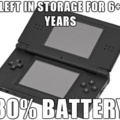 So much for atomic batteries