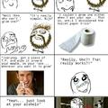 For the non bearded men
