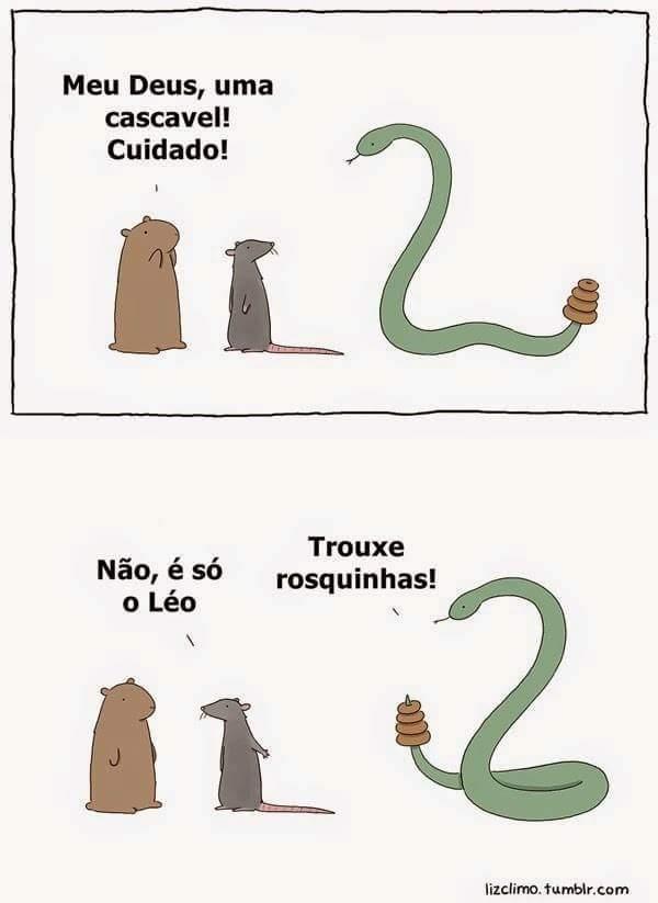 Caramba Léo - meme