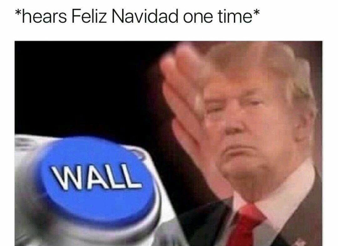 Musicas natalinas irritam - meme