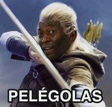 Filme do Pelé - meme