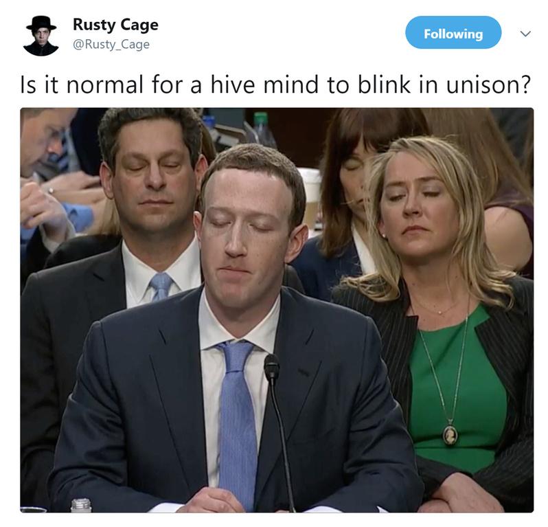 Hive mind - meme