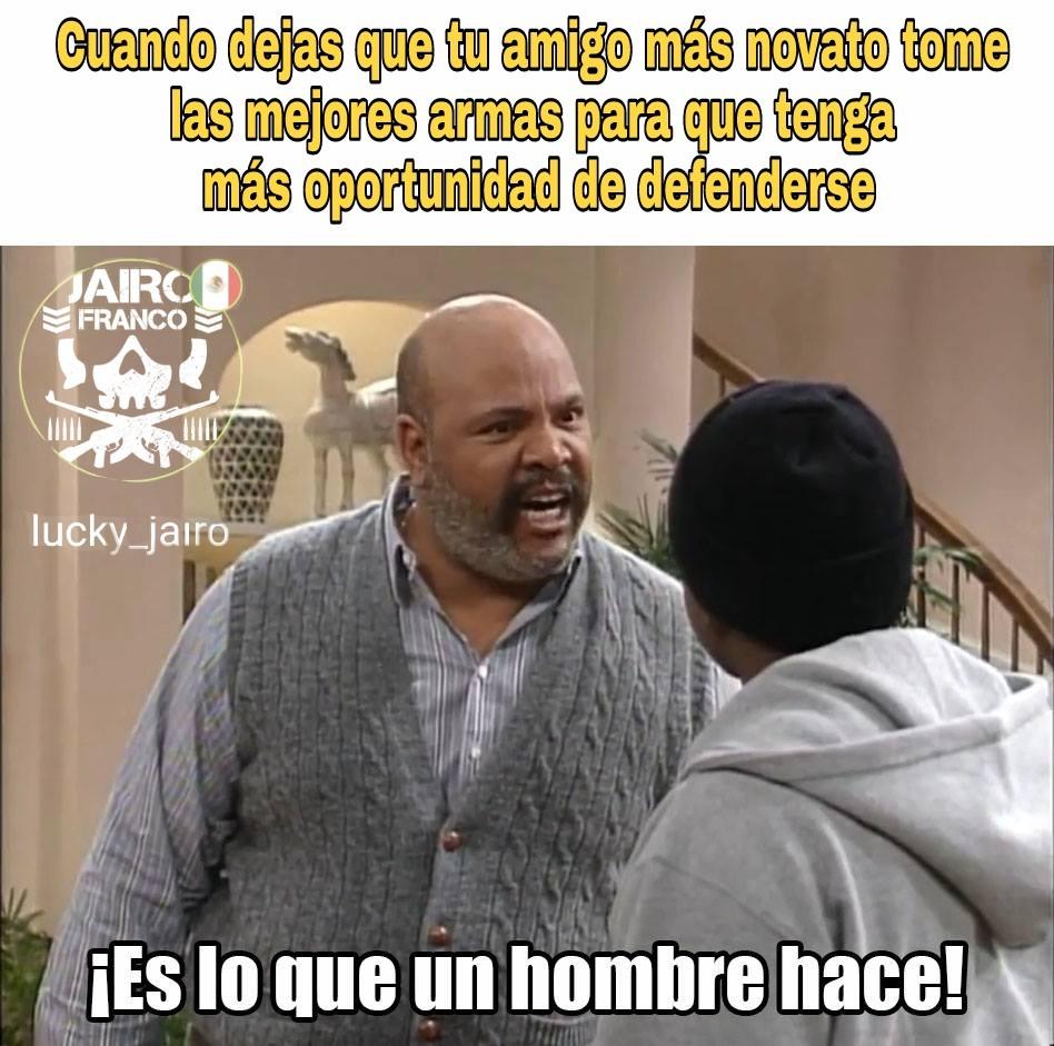 R.I.P. Tío Phil - meme