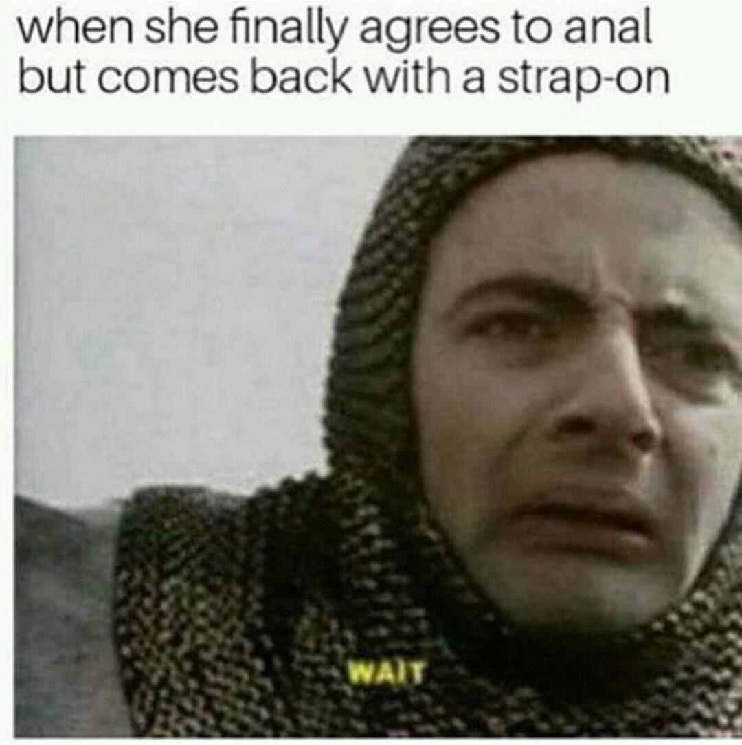 Fair enough - meme