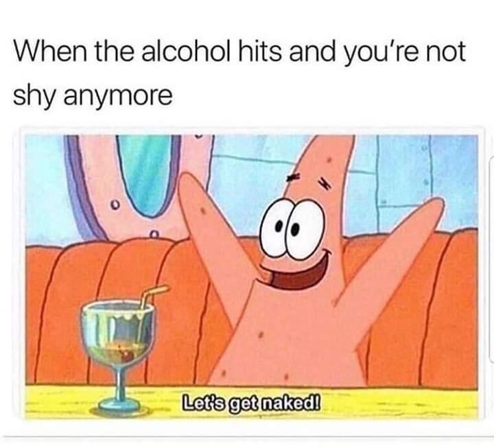 Party on bro! - meme