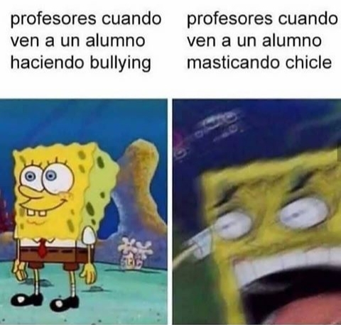 Me hacen bullying :D - meme