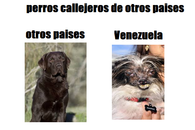 cosas de Venezuela :v - meme
