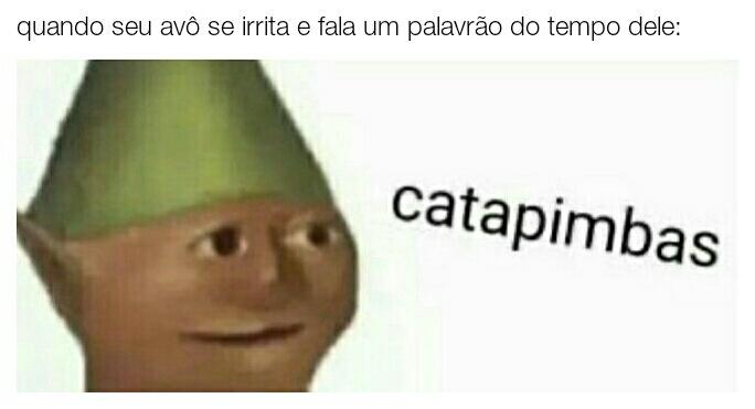 Catapimbada - meme