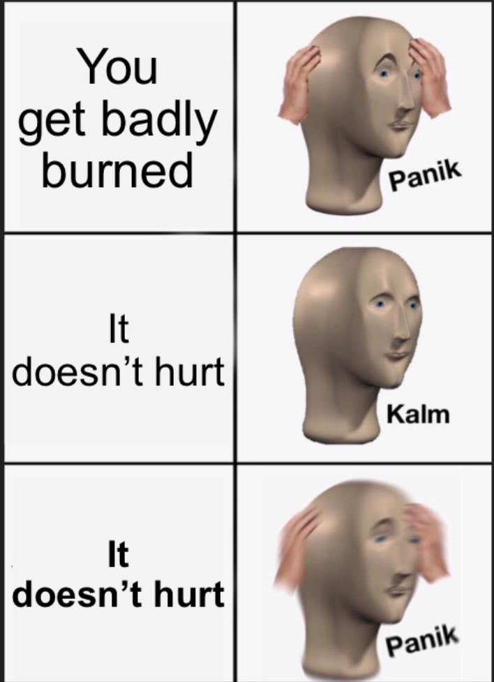 Some morons won't get it - meme