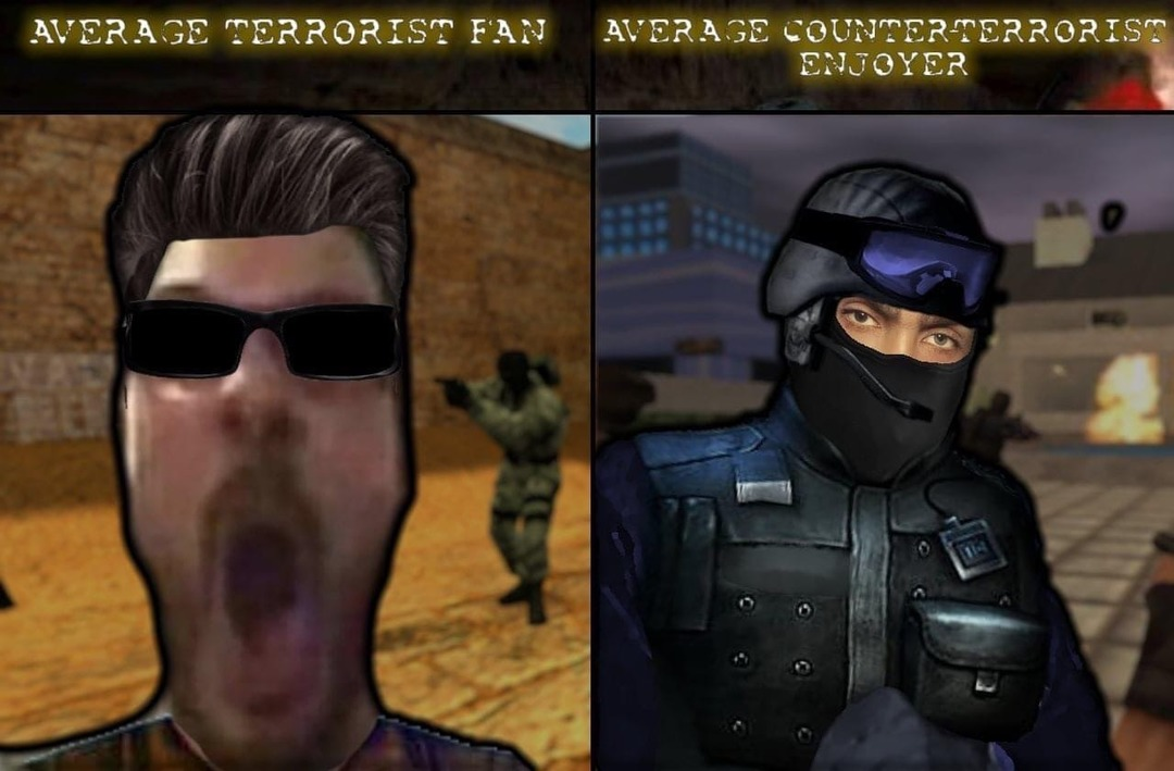 CTs win - meme