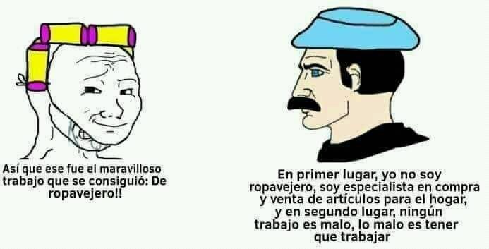 CHAD Ramón - meme