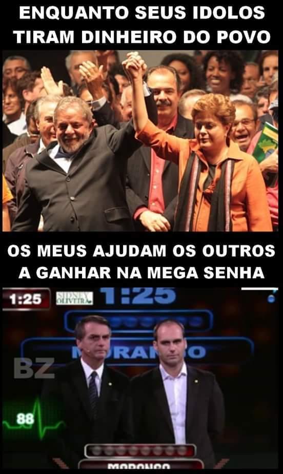 desculpa ae #bolsomito - meme