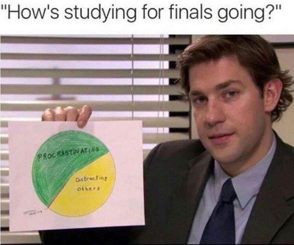 Jim knows best - meme