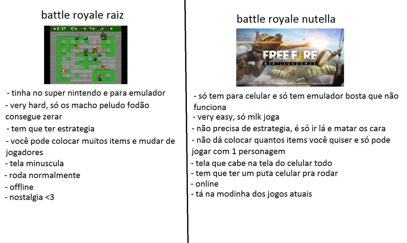 battle royale raiz nutella - meme