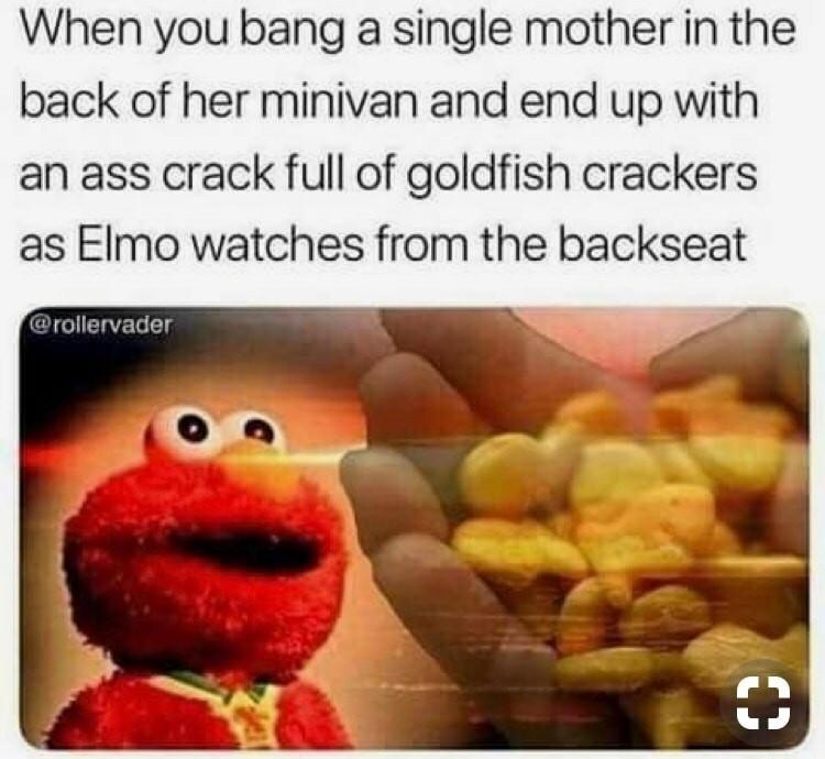 Then Elmo joins in - meme
