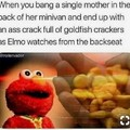 Then Elmo joins in