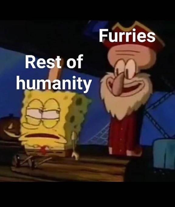Nick Furry é gay - meme