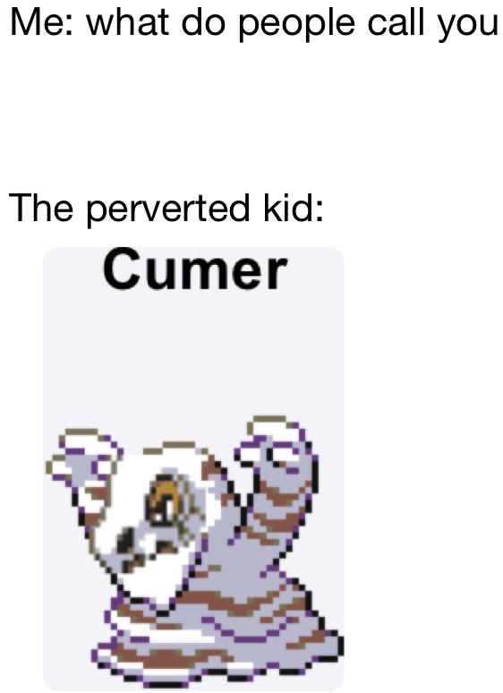 Cumer - meme