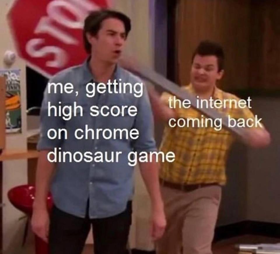odeio quand isso acontece - meme