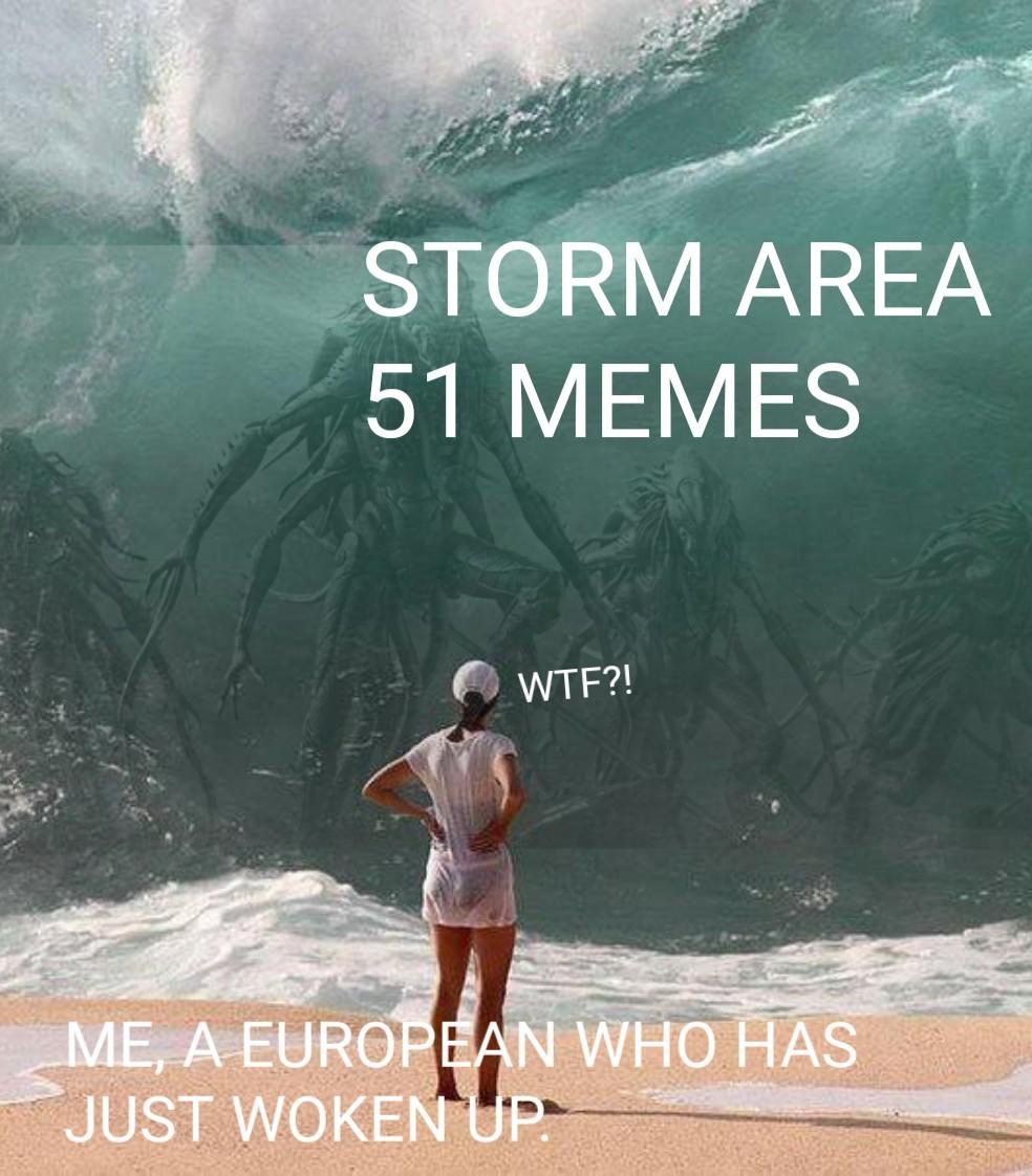 Arena 51 - meme
