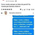 Alckmin curtiu