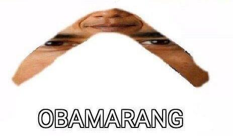 De los mismos creadores de Obamahedron - meme