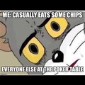 chop up some dice
