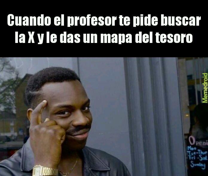Pensar correcto - meme