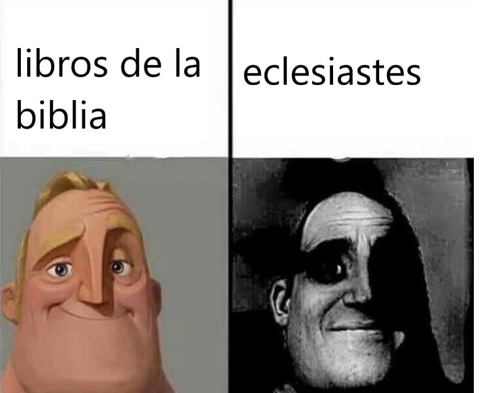 momasos biblicos - meme