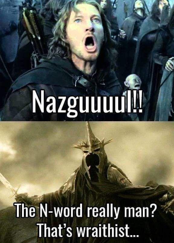 Dongs in a Wraith - meme