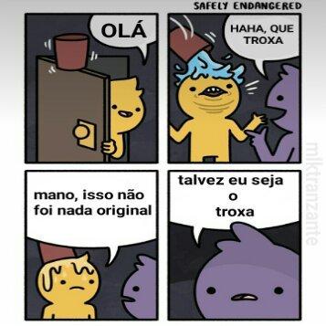 traduzido por mim - meme