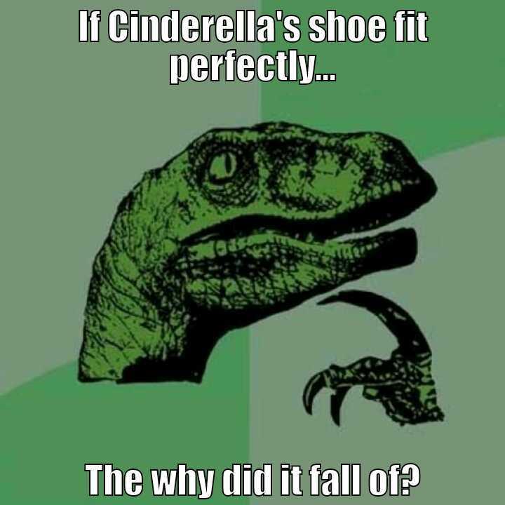 Cinderella meme
